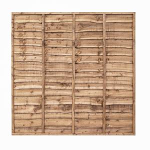 Waney Edge Panels